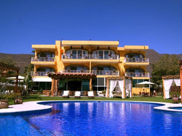 El Chante Spa Hotel Jocotepec