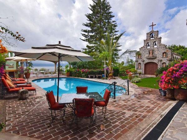 Hotel Villa del Angel Ajijic Mexico