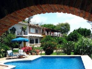 Los Dos Bed and Breakfast Jocotepec