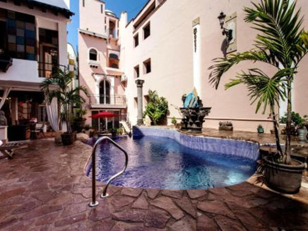 Bed and Breakfast in Ajijic Jalisco Mexico