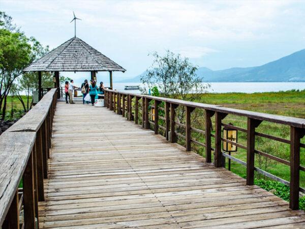 Jocotepec Mexico in Lake Chapala Jalisco