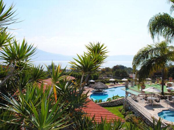San Juan Cosala Hot Springs