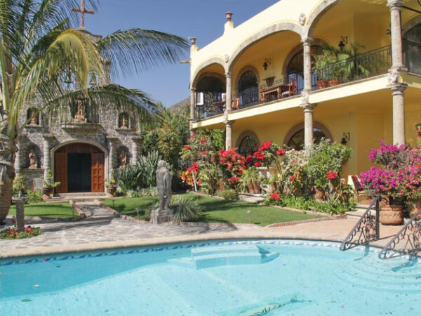 Villa del Angel Ajijic Bed and Breakfast